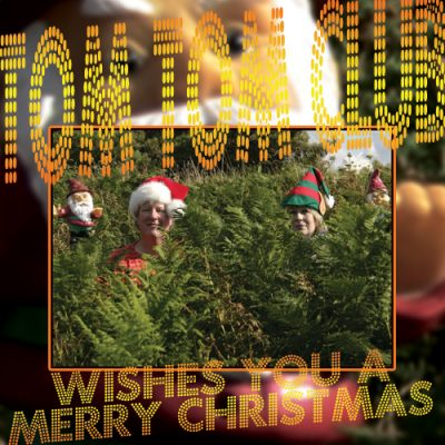 Tom Tom Club - Mistletunes (alternatief ontwerp 2)