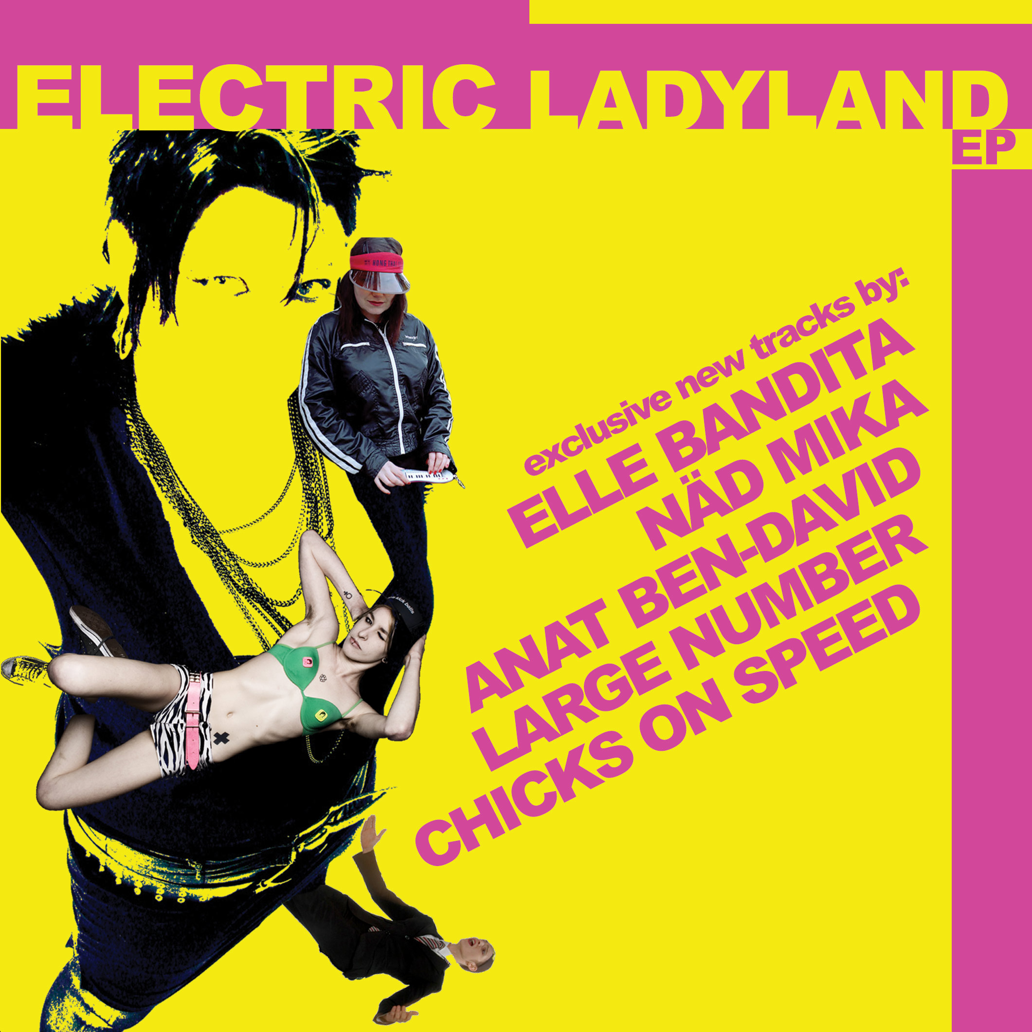 Electric Ladyland EP
