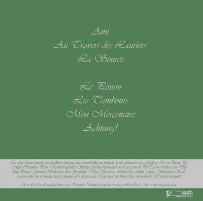Derniere Volonte - Le Cheval de Troie (back)
