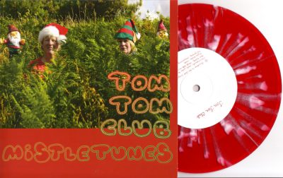 Tom Tom Club - Mistletunes coloured vinyl