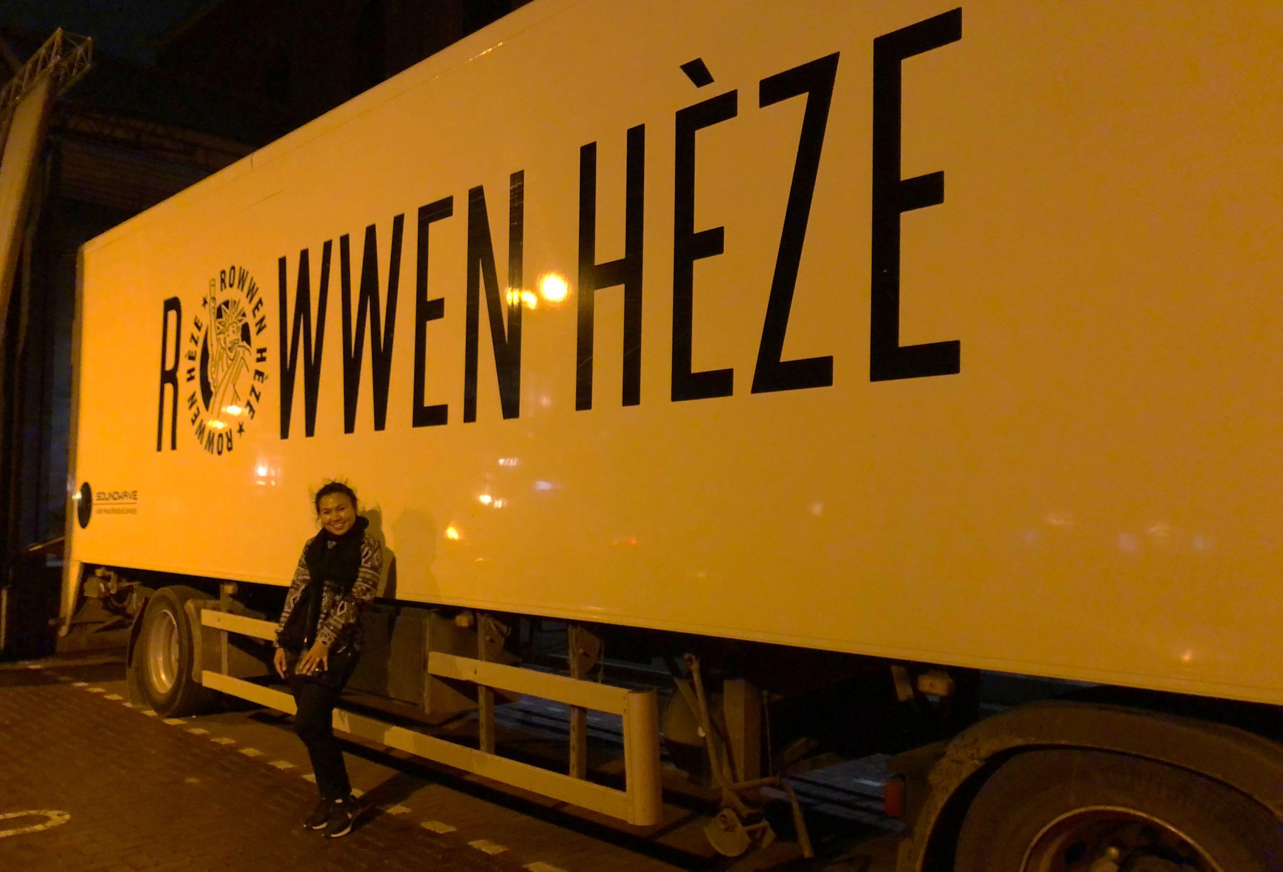 Rowwen Heze Trailer
